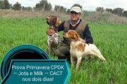 Prova Primavera CPDK — Equipa BEIRA TEJO novamente em destaque!