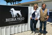 Visita da Jornalista Dina Aguiar